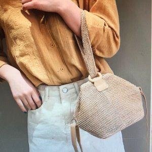 Amazing straw bag!!